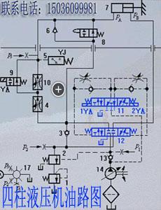 液压机图片_液压机工作原理